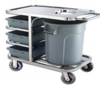 DT-198:รถเข็นเก็บจาน