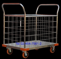 MT-29:รถเข็นผ้าสแตนเลส-432A